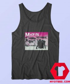 The Misfits Walk Among Us Vinyl Cd Tank Top