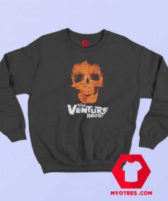 The Venture Bros Brothers Animated Cartoon Sweatshirt
