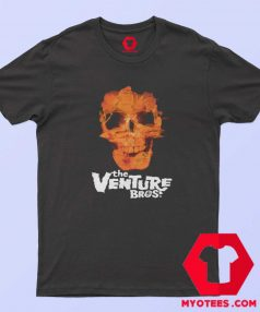 The Venture Bros Brothers Animated Cartoon T Shirt