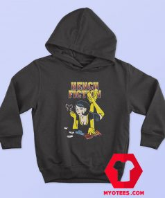 The Venture Mia Wallace Pulp Fiction Hoodie
