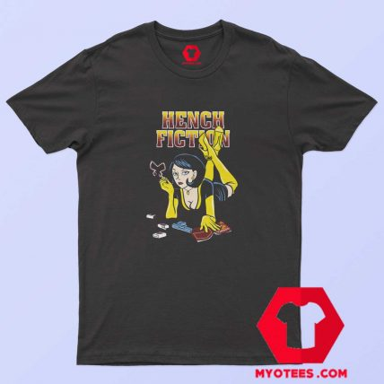 The Venture Mia Wallace Pulp Fiction T Shirt