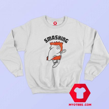 The Wild Thornberrys Smashing Head Sweatshirt