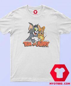 Tom and Jerry 90s Cartoon Vintage Retro T Shirt