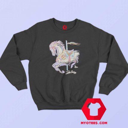 Travis Scott Carousel Horse Vintage Sweatshirt