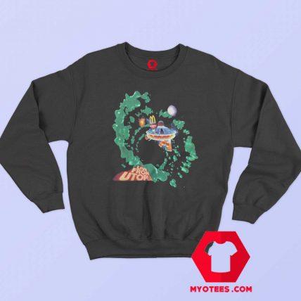 Travis Scott x Mcdonalds Flying Through Sweatshirt