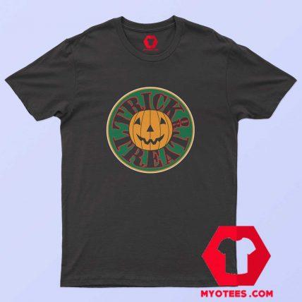 Trick or Treat Jack O Lantern Happy Haloween T Shirt