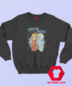 True Boo Casper Meets Wendy Vintage Sweatshirt