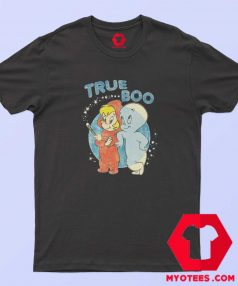 True Boo Casper Meets Wendy Vintage T Shirt