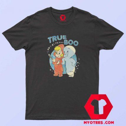 True Boo Casper Meets Wendy Vintage T Shirt