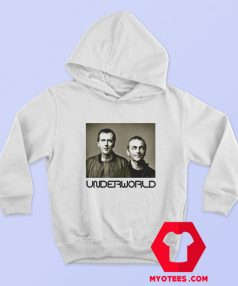 Underworld Music Band 1980 Unisex Hoodie