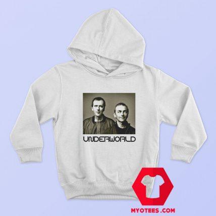Underworld Music Band 1980 Unisex Hoodie