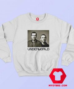 Underworld Music Band 1980 Unisex Sweatshirt