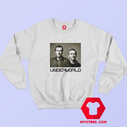 Underworld Music Band 1980 Unisex Sweatshirt