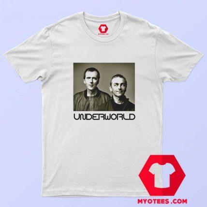 Underworld Music Band 1980 Unisex T Shirt