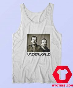 Underworld Music Band 1980 Unisex Tank Top