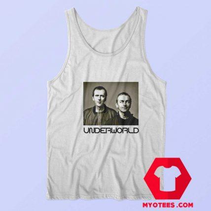 Underworld Music Band 1980 Unisex Tank Top