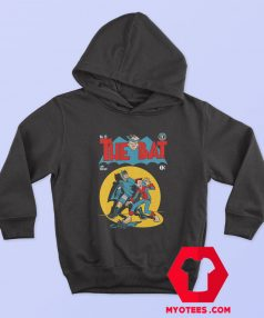 Venture Bros Batman Comic Cover Unisex Hoodie