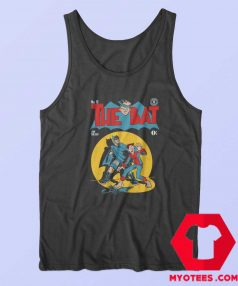 Venture Bros Batman Comic Cover Unisex Tank Top