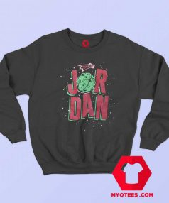 Vintage Air Jordan Marvin The Martian Sweatshirt