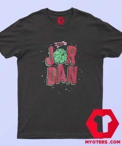 Vintage Air Jordan Marvin The Martian T Shirt