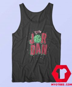 Vintage Air Jordan Marvin The Martian Tank Top