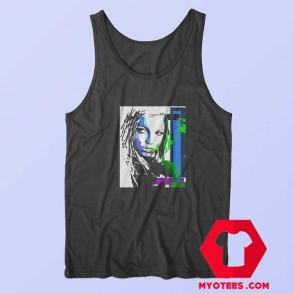Vintage Britney Spears Art Graphic Tank Top
