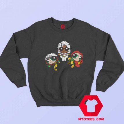 Vintage Cartoon The Powerpuff Girls Sweatshirt