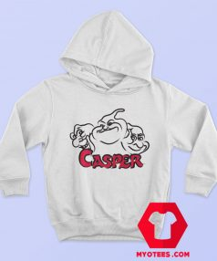 Vintage Casper 90s Cartoon Movies Hoodie