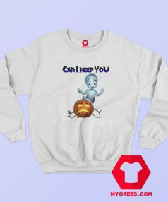 Vintage Casper The Friendly Ghost Halloween Sweatshirt