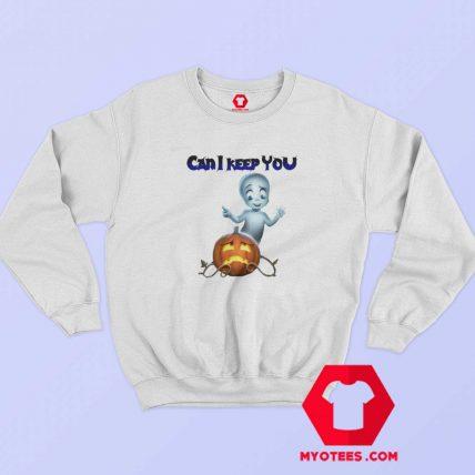 Vintage Casper The Friendly Ghost Halloween Sweatshirt