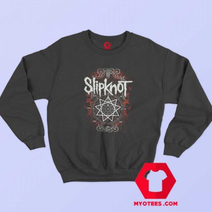 Vintage Official Slipknot Circle Degrees Sweatshirt