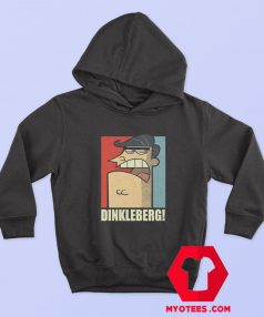 Vintage The Fairly Oddparents Dinkleberg Hoodie