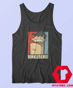 Vintage The Fairly Oddparents Dinkleberg Tank Top