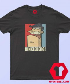 Vintage The Fairly Oddparents Dinkleberg Tshirt