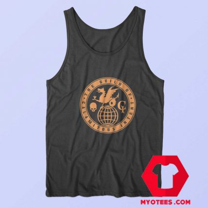 Vintage Venture Brothers The Guild Tank Top