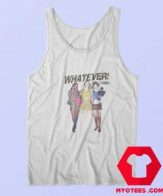 WHATEVER Demi Lovato Retro Style Tank Top