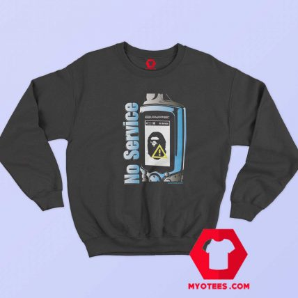 A Bathing Ape Radio Wave Unisex Sweatshirt