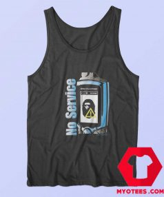 A Bathing Ape Radio Wave Unisex Tank Top