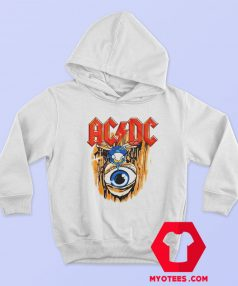 ACDC Fly on the Wall Album Cover Hoodie