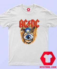 ACDC Fly on the Wall Album Cover T Shirt