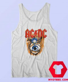 ACDC Fly on the Wall Album Cover Tank Top