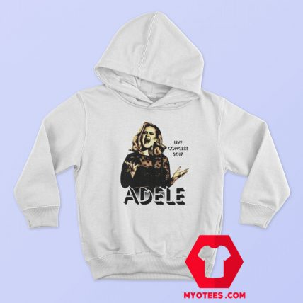 Adele Concert 2017 Tour The Finale Music Hoodie