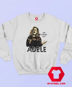 Adele Concert 2017 Tour The Finale Music Sweatshirt
