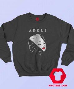Adele Famous Singer Tour Logo Unisex Sweatshirt