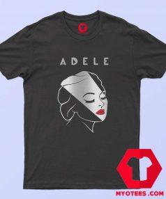 Adele Famous Singer Tour Logo Unisex T Shirt