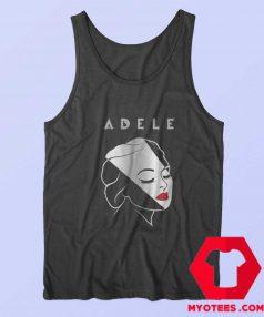 Adele Famous Singer Tour Logo Unisex Tank Top