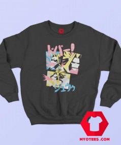 All Might Blood My Hero Academia Sweatshirt