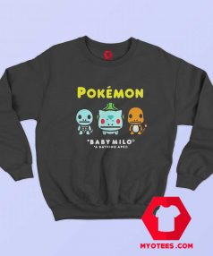 Bape x Pokemon Coloured Starter Sweatshirt