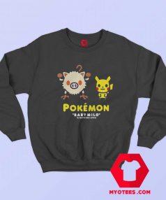 Bape x Pokemon Mankey Unisex Sweatshirt