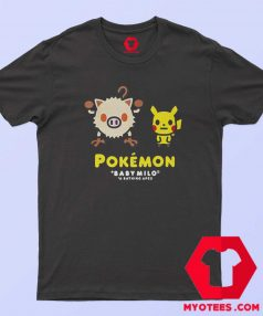 Bape x Pokemon Mankey Unisex T Shirt